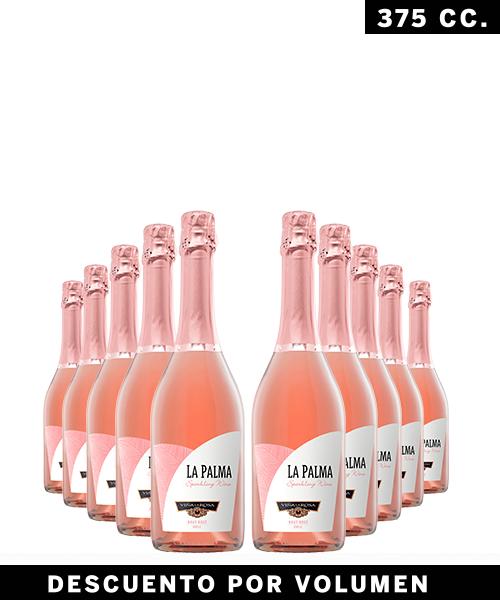 Formato vinos 500x600 pack 10 la palma la rosa blanco