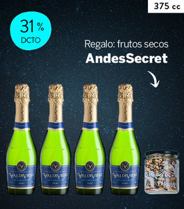 Pack Valdivieso Limited Brut