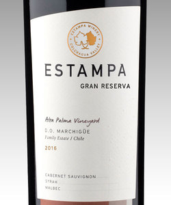 Estampa, Gran Reserva, CS/SY/MB