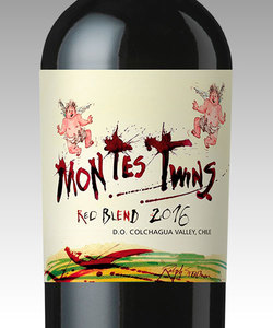 Montes, Twins Red Blend