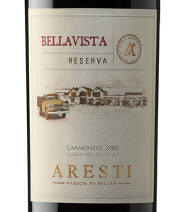 Bellavista Reserva CA, Aresti