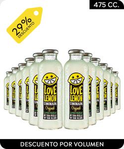 Pack 12 unidades Love Lemon Regular