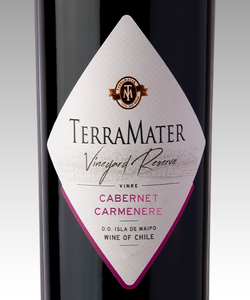 Vineyard Reserve CS/CR, Terramater