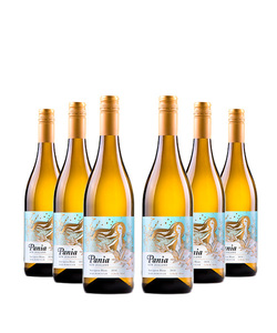 Pack 6 vinos 750 #Pania Sauvignon Blanc