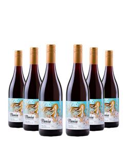 Pack 6 vinos 750 #Pania Pinot Noir
