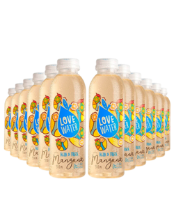 Pack 12 unidades Love Water Manzana