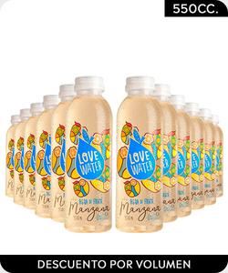 Pack 12 unidades Love Water Manzana