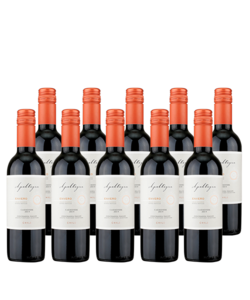 Pack 10 vinos 375cc Apaltagua Envero CR