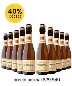 Pack 10 vinos Espumante - Veravinito!