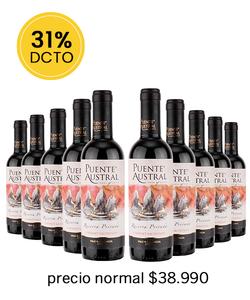 Pack 10 vinos CS - Veravinito!