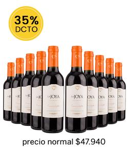 Pack 10 vinos La Joya Gran Reserva, CR - Veranito!