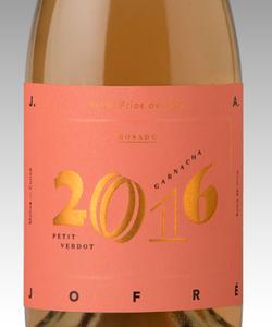 Vinos Frios del Año Rosado, J.A. Jofré