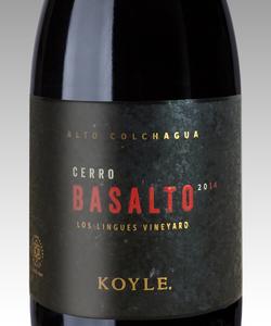 Basalto, Koyle