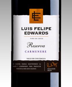 Reserva, Luis Felipe Edwards