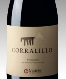 Corralillo , Matetic