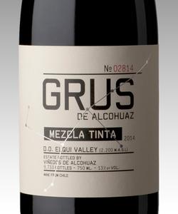 GRUS, Viñedos Alcohuaz