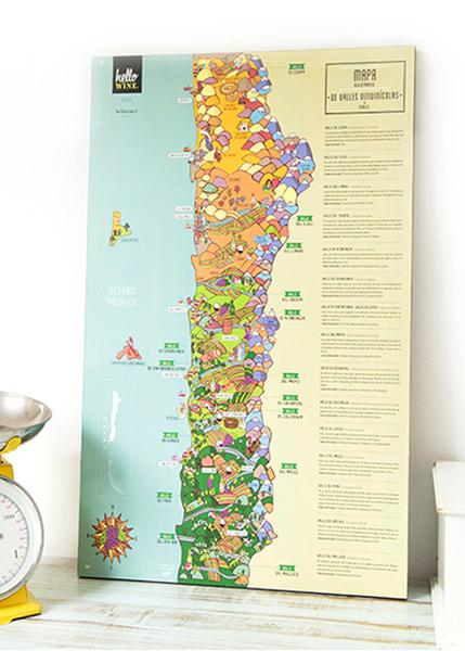 Mapa 700