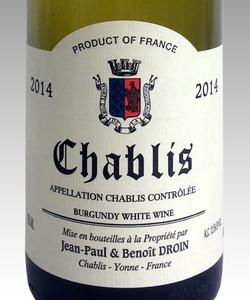 Chablis, Jean-Paul & Benoit Droin