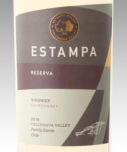 Reserva VG, Estampa