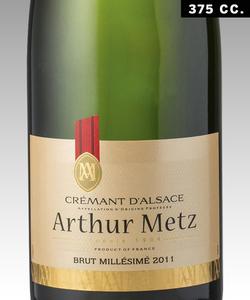 Crémant d'Alsace, Arthur Metz