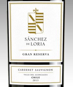 Gran Reserva, Sanchez de Loria CS