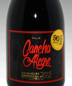 Garnacha, Cancha Alegre