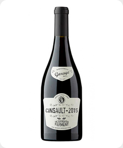 Single Ferment Series Cinsault, Garage