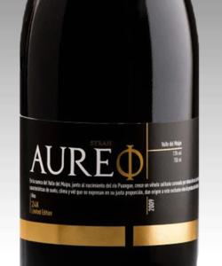 Syrah, Aureo Wines