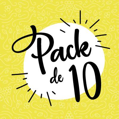 Orden categorias pack 10