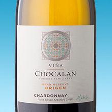 Chocalan origen chardonnay
