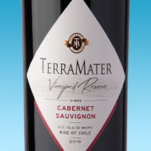 Terramater vineyard reserve cs
